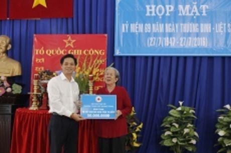 Lam moi viec co the de giam bot dau thuong cho nguoi cung kho - Anh 1