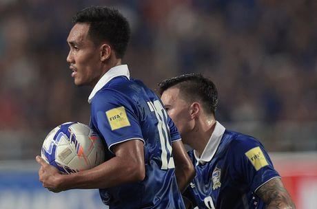 Thai Lan 0-0 Singapore (H1): Tuyen Thai thi dau be tac - Anh 3
