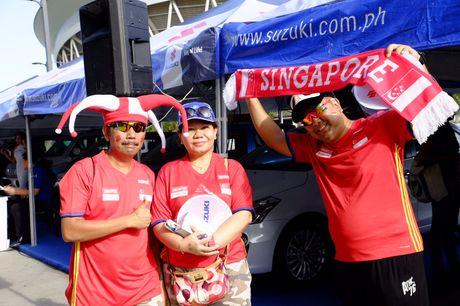 Thai Lan 0-0 Singapore (H1): Tuyen Thai thi dau be tac - Anh 4