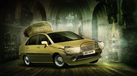 Nhung xe hop ma thuat danh cho Harry Potter - Anh 5
