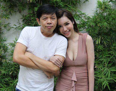 Elly Tran lam con dau 'ho' cua Thai Hoa trong phim - Anh 1