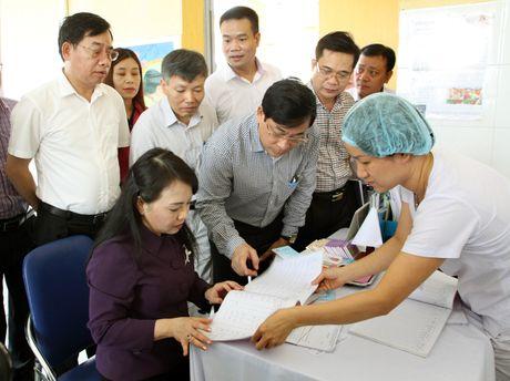 Bac si gia dinh o Ha Noi: Nang cao chat luong cham soc suc khoe nguoi dan tai co so - Anh 3