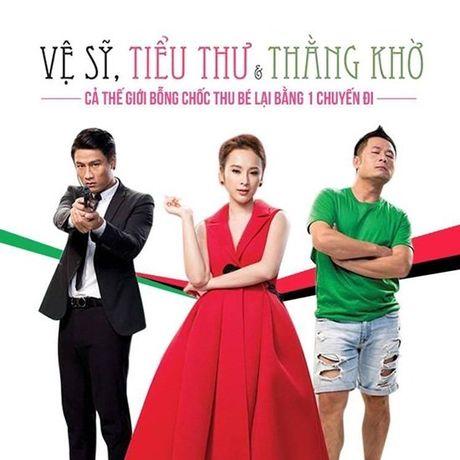 Phim cua Mac Hong Quan bi nghi 'nhai' phim cua Chi Pu, Kim Ly - Anh 1