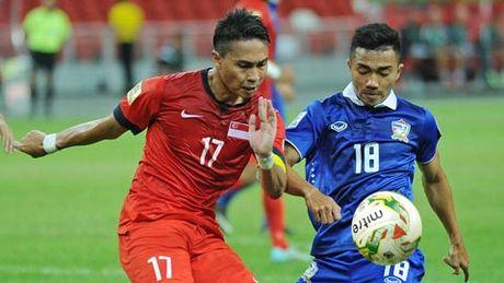 Link xem truc tiep Thai Lan vs Singapore 15h30 ngay 22/11 - Anh 1