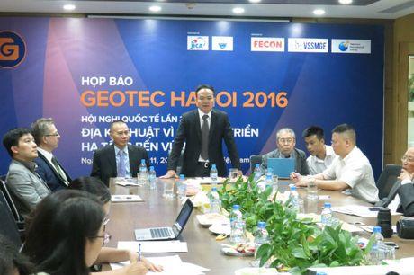 GEOTEC HANOI 2016 de xuat nhieu giai phap xay dung chong bien doi khi hau cho Viet Nam - Anh 2