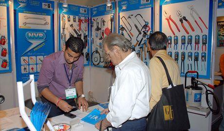 Hon 150 doanh nghiep quoc te tham gia Vietnam Hardware & Hand Tools Expo 2016 - Anh 1