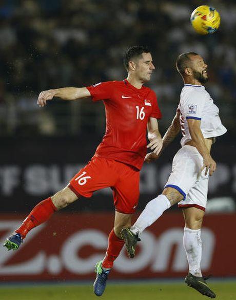 Doi hinh tieu bieu luot dau tien vong bang AFF Cup 2016 - Anh 1