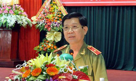 Thu tuong bo nhiem Thu truong Cong an va Y te - Anh 1