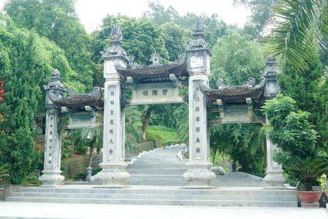 Dau tu hon 10 ty dong tu sua ngoai that di tich Den Thuong (Lao Cai) - Anh 1