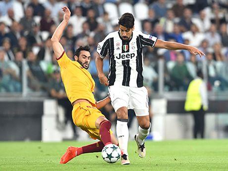 Sami Khedira: Nguoi can ve dang tin cay cua Juventus - Anh 1