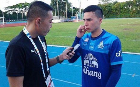 The thao 24h: DT Thai Lan mat hau ve goc Viet o tran gap Singapore - Anh 1