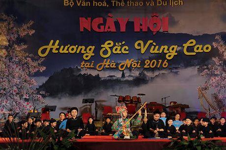 Huong sac vung cao giua long Ha Noi - Anh 4