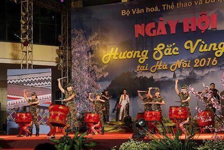 Huong sac vung cao giua long Ha Noi - Anh 6