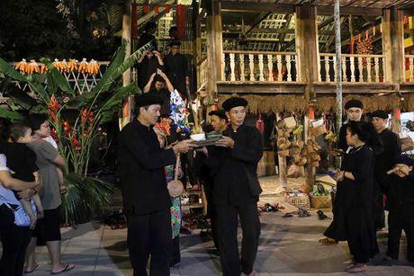 Huong sac vung cao giua long Ha Noi - Anh 8