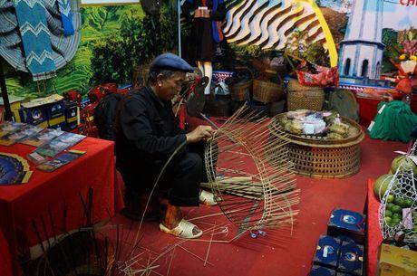 Huong sac vung cao giua long Ha Noi - Anh 9
