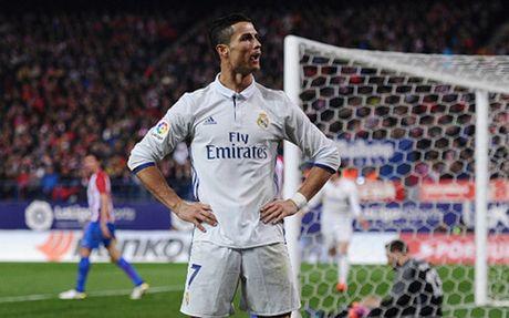 Sporting CP - Real Madrid: Niem cam hung Ronaldo - Anh 1