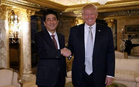 Thu tuong Nhat Ban: 'TPP se la vo nghia neu thieu My' - Anh 1