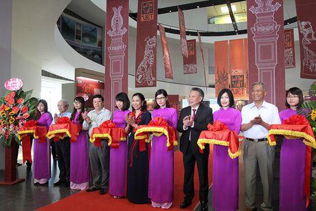Gan 200 hien vat duoc trung bay tai trien lam 'Linh vat Viet' - Anh 2