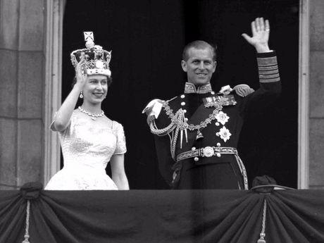 Nguong mo cuoc hon nhan keo dai 69 nam cua Nu hoang Elizabeth II - Anh 6