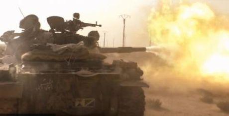 Syria tap kich du doi, phien quan danh trong tuyet vong - Anh 2
