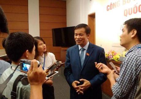 Bi QH phe phan, ong Vu Huy Hoang co quyen kien nghi - Anh 1