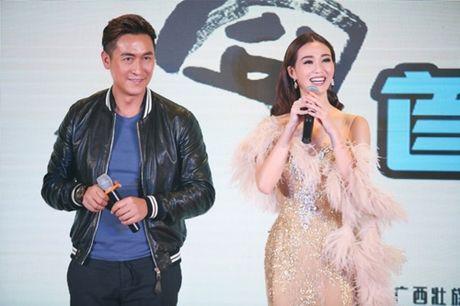 Khanh My, HKT khien buoi ra mat phim o TQ soi noi - Anh 2