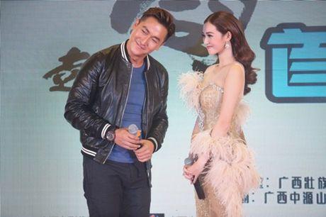 Khanh My, HKT khien buoi ra mat phim o TQ soi noi - Anh 5
