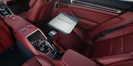 Porsche Panamera Executive: Dang cap sedan hang sang - Anh 5