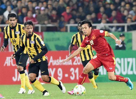 Viet Nam vs Malaysia: Doi no? - Anh 1