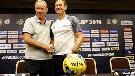 Philippines quyet danh bai Thai Lan de doat ve vao ban ket AFF Cup - Anh 1
