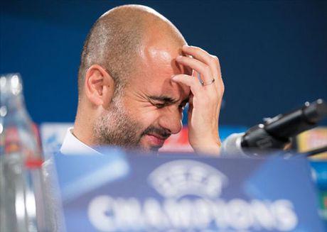 Pep Guardiola khang dinh Man City chua the dat den dang cap cua Barca, Bayern - Anh 1