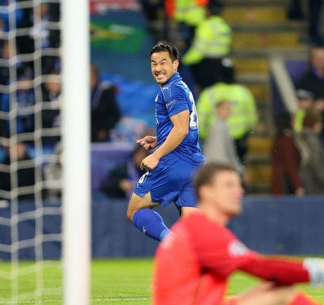 Vao vong 16 doi Champions League bang khong chien, Leicester ve nha giai quyet khung hoang - Anh 2