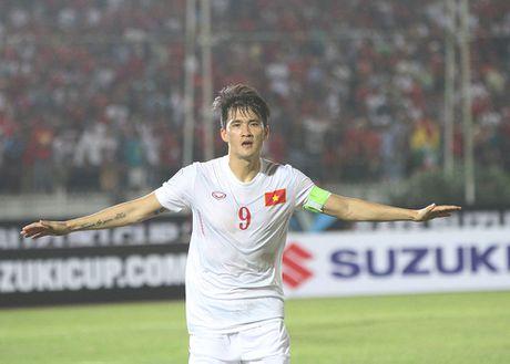 15h30 ngay 23/11, DT Viet Nam vs Malaysia: Ban ket vay goi - Anh 1