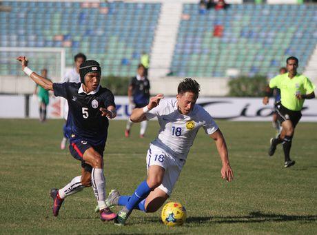 15h30 ngay 23/11, DT Viet Nam vs Malaysia: Ban ket vay goi - Anh 2