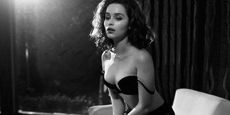 Emilia Clarke - My nu 'Long mau' van nguoi me - Anh 2