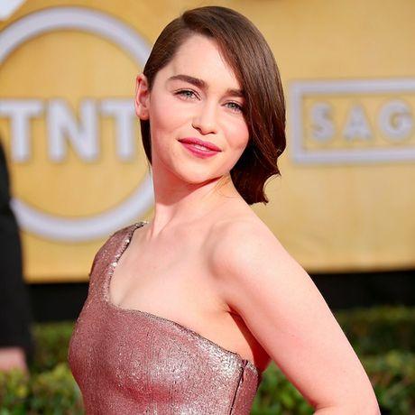 Emilia Clarke - My nu 'Long mau' van nguoi me - Anh 4