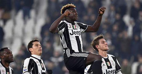 Sao tre Juventus tiep tuc lap ky luc tai Champions League - Anh 1