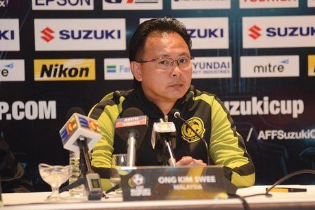 Truc tiep Malaysia vs Viet Nam: Doi hinh du kien - Anh 1