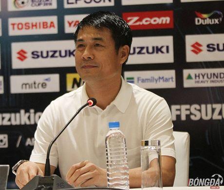 HLV Nguyen Huu Thang: 'Gap doi thu nao o ban ket cung nhu nhau' - Anh 1
