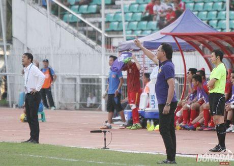Thua Viet Nam – HLV Malaysia do loi cho thoi tiet - Anh 1