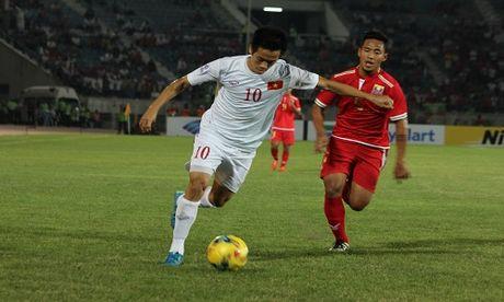 DTQG Viet Nam - Malaysia: Quyet thang tien vao ban ket - Anh 1