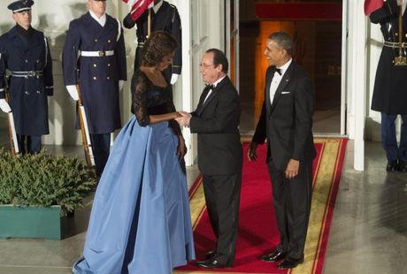 Trang phuc an tuong cua De nhat phu nhan Michelle Obama - Anh 7
