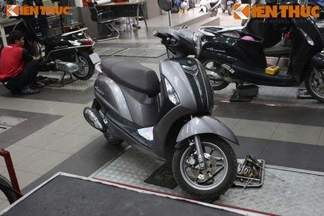 Trieu hoi Nozza Grande - Yamaha lam kho nguoi tieu dung Viet - Anh 1