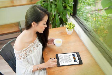 Trai nghiem but S Pen cua may tinh bang Galaxy Tab A 2016 - Anh 1