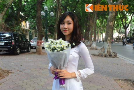 Pho phuong Ha Noi dep nao long mua cuc hoa mi - Anh 8