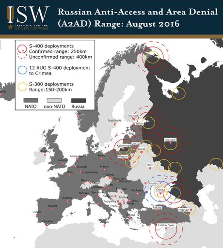 Tai sao My gian du khi Nga dua S-400, Iskander toi Kaliningrad? - Anh 14