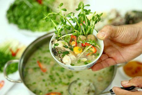 Top mon chao doc dao co mot khong hai o Viet Nam - Anh 10