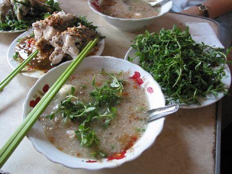 Top mon chao doc dao co mot khong hai o Viet Nam - Anh 9