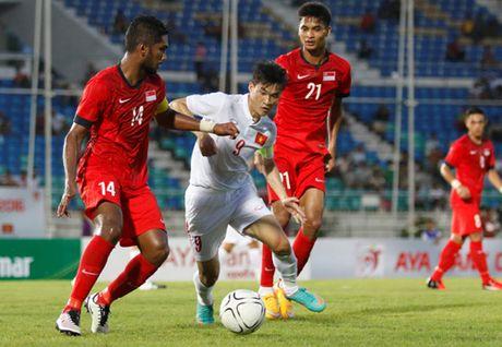 15h30 hom nay, Viet Nam - Malaysia: De co ngoi dau bang... - Anh 1