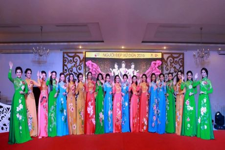20 thi sinh xuat sac vao vong chung ket Nguoi dep Xu Dua - Anh 7